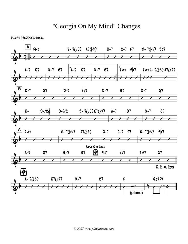 Chartstndpk1gommc Play Jazz Now